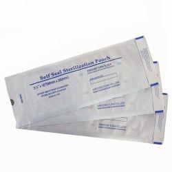 Campioni liberi che saldano a caldo il rullo piano del sacchetto di sterilizzazione