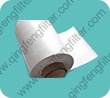 0.2um~0.65um Hydrophobic Membraan van de Filter PTFE voor Micro- Filtratie