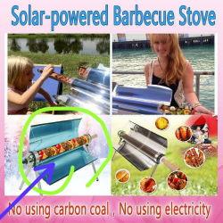 Smokkelloze Solar BBQ oven