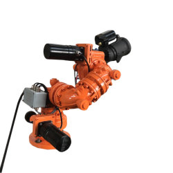 전기 먼 통제되는 알루미늄 화재 싸움 모니터 (PSKD30-AL)