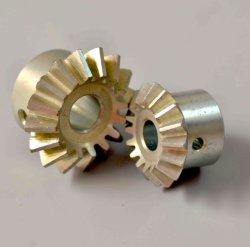 Механизм запасных частей металлической зубчатое колесо