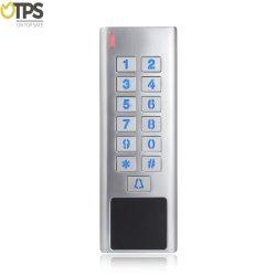125kHz Metal independiente Teclado Controlador de puerta de acceso RFID