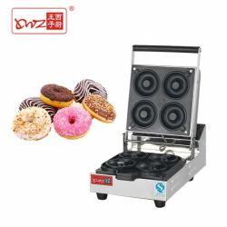 상업용 미니 도넛 기계 와플 베이커