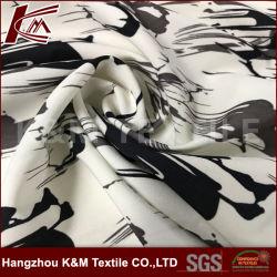 100d al por mayor impresas de Spandex Lycra 4way Stretch Fabric