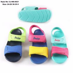 Commerce de gros Kid Diapositive Sandales Soft pantoufles pour les enfants
