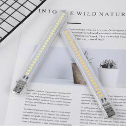 Гибкие возможности переносного компьютера Mini 24светодиоды светодиодная лампа с USB