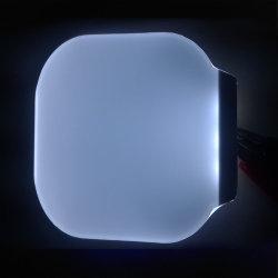 De color blanco de tamaño personalizado para LCD retroiluminación LED monocromo