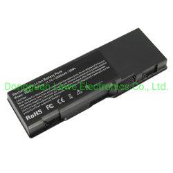 بالنسبة للبطارية المحمولة السوداء طراز 6400 من Dell طراز 6400 11.1 فولت طراز 5200 مللي أمبير/ساعة من Dell Inspiron E1505 / 1501 / 6400 / PP23la / PP20L