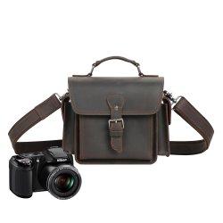 Amazon оптовой цифрового видео с камеры из натуральной кожи сумки