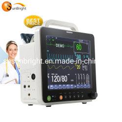 Professional Ce aprobada Multi-Parameter Sala de operación del monitor de paciente