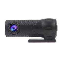 カメラ DVR 170 度 1080p HD レンズ Dashcam (背面 「カーダッシュカメラビデオ WiFi 接続」を表示します