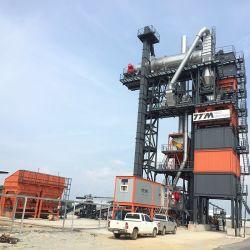 TTM TS2015 комплексной РПД горячей переработанных асфальт завод заслонки смешения воздушных потоков