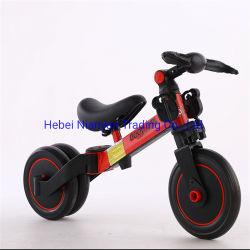 Factory 2020 Hot vender Nuevo estilo Fold-Able multifunción triciclo para niños de tres ruedas a balancear en bici en coche