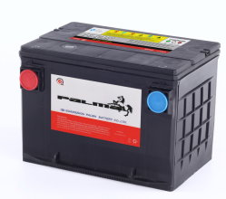 BCI Front Terminal 12V 60Ah Autostartbatterie Auto-Batterie Platte