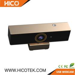 1080p HD Webcam USB Direct sur le Web de vidéosurveillance IP de l'ordinateur portable Mini PC Caméra de téléconférence vidéo en ligne