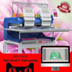 サービス10年の! ! ! 熱い韓国の販売高速1200spm但馬日本新しい2ヘッドSwfの刺繍はミシンをコンピュータ化した