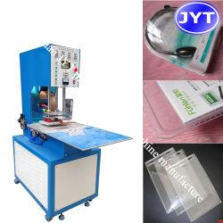 Plaquette thermoformée en PVC de fréquence radio HF de la machine de soudage en plastique transparent de collage de boîtier équipement de soudage à l'emballage de l'industrie