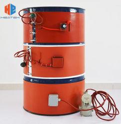 Elektrische 12 V siliconenrubber flexibele verwarming/verwarming/thermische mat/mat/mat/deken