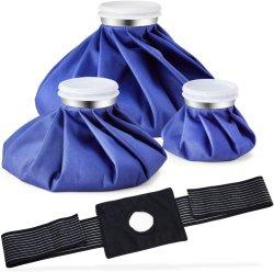 Sac de glace, Hot compresse froide thérapie Pack de glace réutilisable pour l'épaule, le dos, coude, poignet, du genou, de favoriser la récupération et soulager la douleur