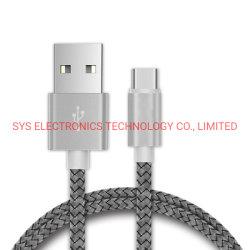 C USB к USB-кабель, быстрая зарядка для синхронизации данных шнур для Samsung S10 S9 Redmi примечание 8 PRO USB типа C провод зарядного устройства