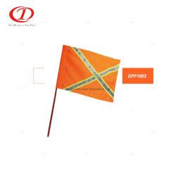 사려깊은 안전 소통량 깃발