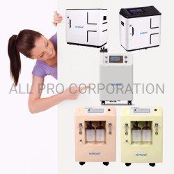 Lagerbestand Großhandel billiger Preis 5L 5 Liter 10L 10 Liter 30%-93% Medical Home Use Tragbare Breathe Gesundheitsmaschine O2 Generator Therapie Sauerstoffkonzentrator