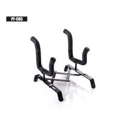 Hot Sale Petite taille des accessoires en acier pliable Ukulele Stand