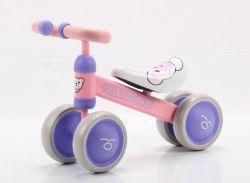 최고의 브라이트 교육용 어린이 나무 라이딩 온 밸런스 애니멀 바이크 장난감 자동차 탑승