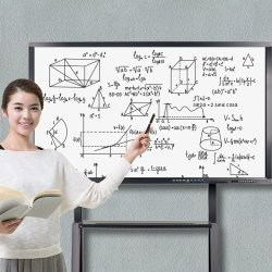 65 75 86 98-Zoll-All-in-One-Multi-Touch Interaktive Tafel Für Das Panel Teaching Meeting