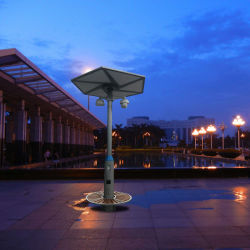 Paraguas SMD impermeable exterior IP65 50W 100W 150W 200W Calle luz LED