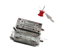 Personalizado de alta precisión de moldes de inyección de plástico /Molde para insertar piezas médicas