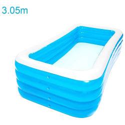 De opblaasbare Levering van de Partij van het Water van de Zomer van de Pool van het Zwembad dik Veilige Opblaasbare voor Volwassen Openlucht van de Jonge geitjes van de Baby