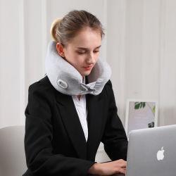 휴대용 트래블 카 넥 숄더 마사지 베개 전기 마사지 베개 가정용 자동차 사무실용