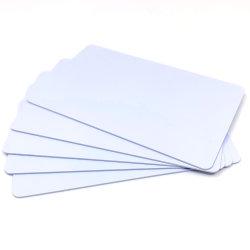 Impressão em branco de PVC LF 125kHz regravável de Cartão de Proximidade RFID T5577 Placa de RFID