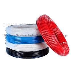 طول الأنبوب البلاستيكي المصنوع من النايلون المختلفة PA6 PA12 في الأسطوانات