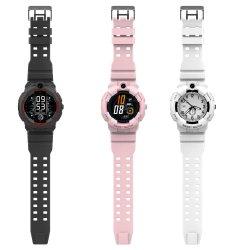 (Unique Design) 2021 Hotsale Gift Smart Watches Telefoon met GPS voor kinderen Jeugd minderen