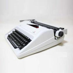 Retro Mechanical Wired & Wireless Tastatur Mechanical Englisch Russisch Schreibmaschine/Band Drucker mit Tablet-Ständer, tragbares Handbuch/Alter Drucker