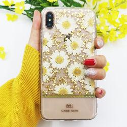iPhone를 위한 귀여운 유일한 꽃 쉘 TPU 셀룰라 전화 상자 뒤표지 11 11PRO 직업적인 최대