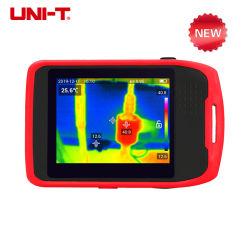 UNI-T Uti120T أسعار كاميرا التصوير الحراري بحجم الجيب، كاميرا الضوء الحراري والبصري كومبو كاميرا الأشعة تحت الحمراء كاميرا CCTV