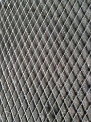 亜鉛鋼製建材メッシュフェンスワイヤケージ亜鉛めっきが拡大されました 金属メッシュ( Metal Mesh )