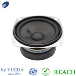 تخصيص النطاق الكامل لصندوق الموسيقى منخفض التردد 15 واط 8 أوم 78 مم سماعة السيارة مع Bluetooth®