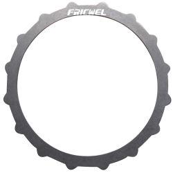حفار قرص احتكاك حفار فولاذية قطع غيار السيارات Fricwel Auto Parts الحفار شهادة Sg08 للوح ISO/Ts16949