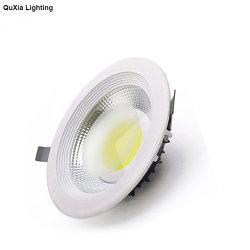 Встраиваемый светильник акцентного освещения Die-Casting алюминиевых месте 30W светодиодная лампа початков AC85-265V