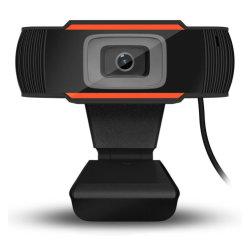 網カムラップトップの固定焦点720pのパソコンのウェブカメラUSB Micが付いている1080年の網カムHDウェブ画像網カム
