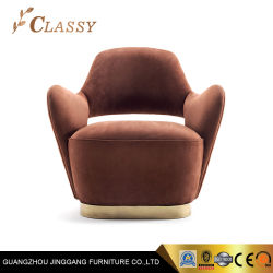 Гостиная современное кресло металлические дома стул кресло