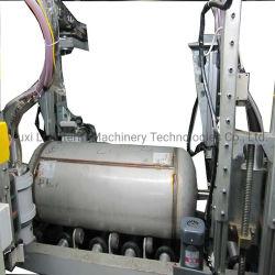 Hoge automatische elektrische waterverwarmingstank Body ronde Girth-naad Lasmachine voor de fabrikant van de hele productielijn van de waterverwarmer