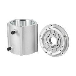 주문 알루미늄 합금 금속 주물 기계장치는 자동을%s 주물 부속을 정지한다