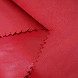 Poliéster de nylon trenzado de hilos de conexión a red Melange Np tafetán 330t de nuevo el calandrado brillante para la prueba de desgaste