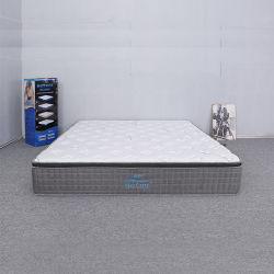 Высокое качество кровать матрас памяти ИЗ ПЕНОМАТЕРИАЛА 7 зоны Pocket Spring матрас в одной коробке