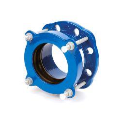 ISO2531 raccordi per tubi in ghisa duttile con adesivo epossidico fuso largo Adattatore flangia gamma